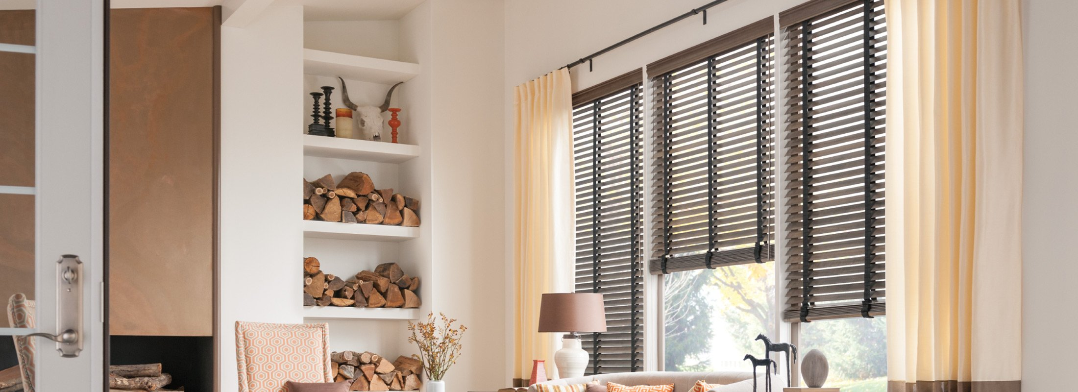 wood blinds tx