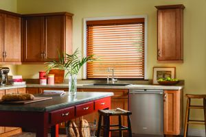 installing faux wood blinds