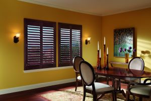 energy saving plantation shutters