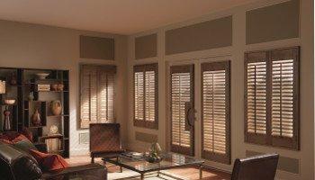 wood shutters tx